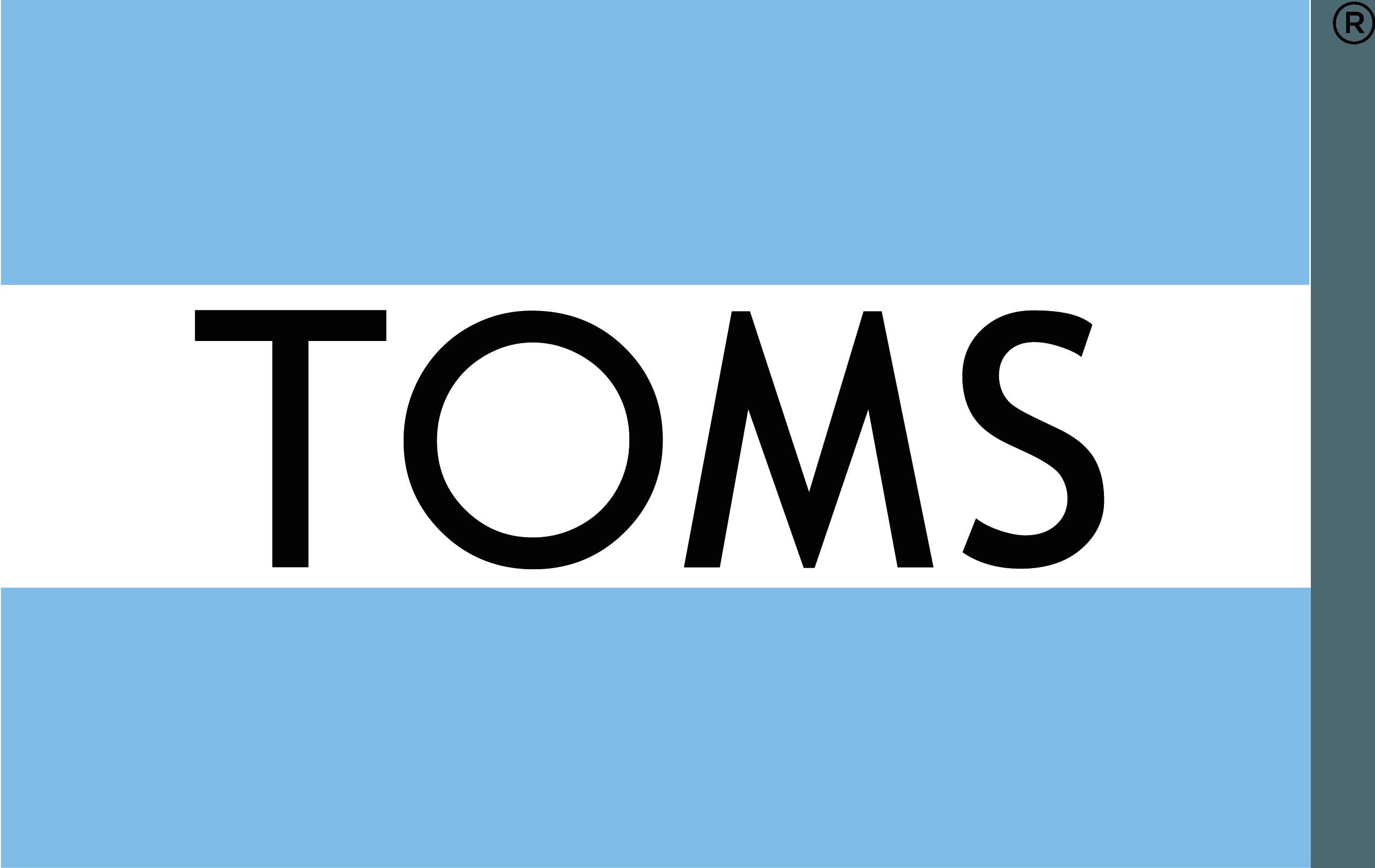 Toms Logo Download Vector.