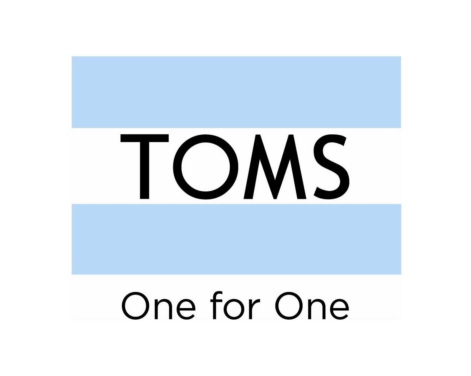 TOMS shoes T.