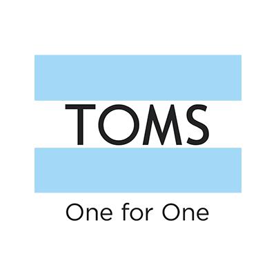 Toms shoes Logos.