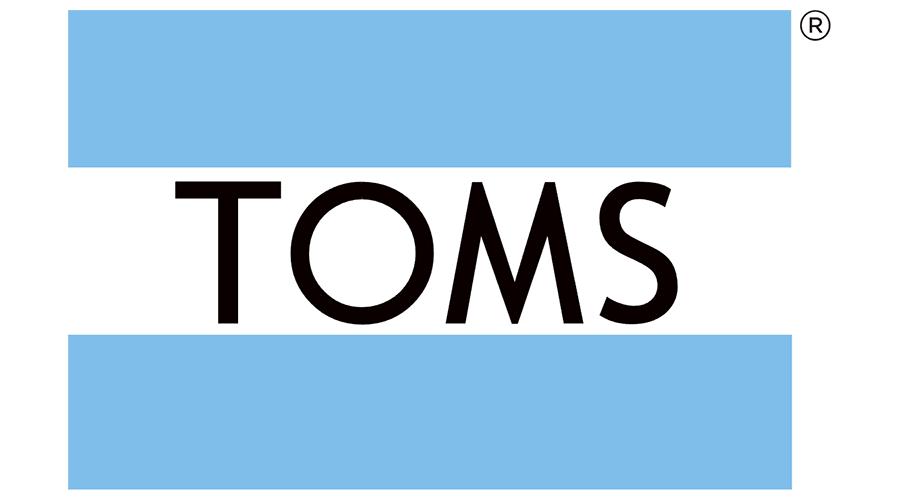 TOMS Shoes Logo Vector.
