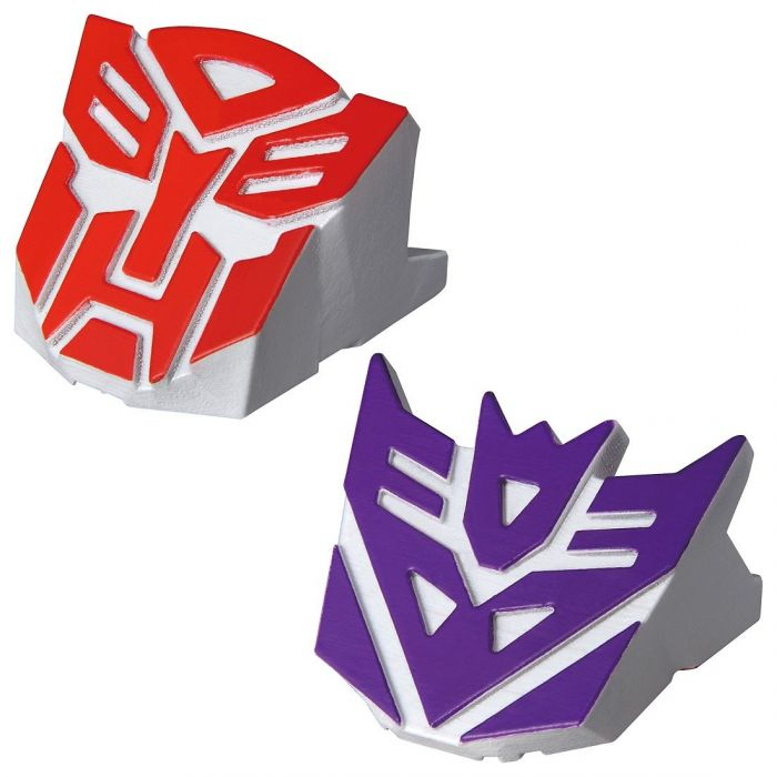 Metacolle Transformers Logo Collection.