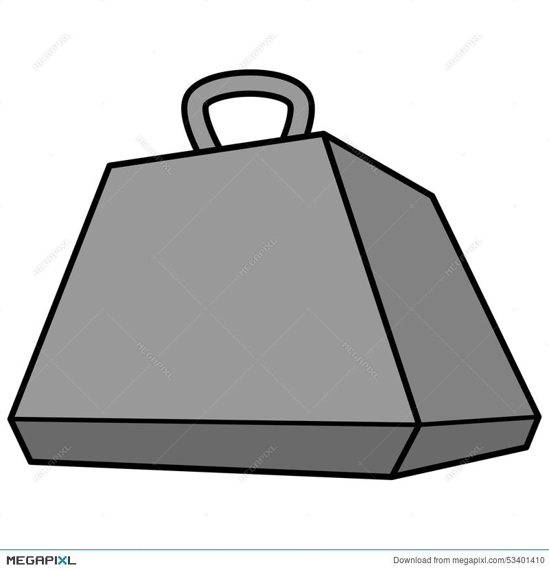 16 Ton Weight Illustration 53401410.