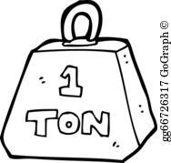 Ton Clip Art.