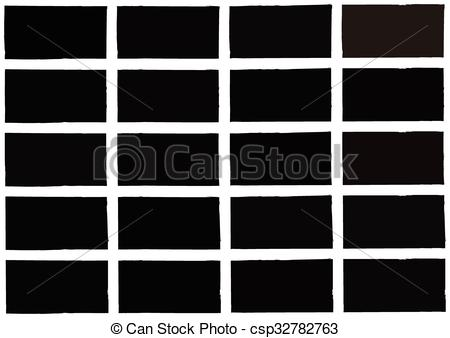 Clip Art Vector of Black Tone Color Shade Background Illustration.