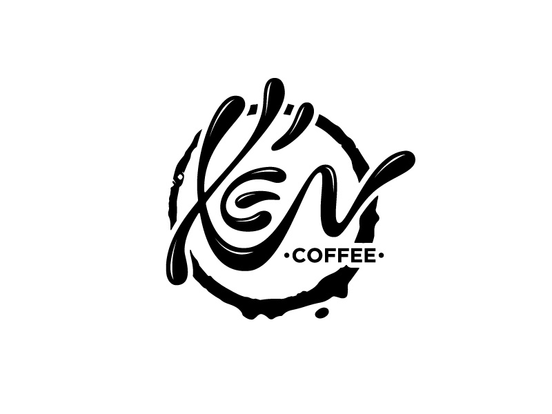 Xén Coffee Logo by Hiep Tong on Dribbble.