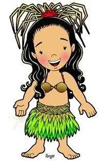 Tonga clipart.