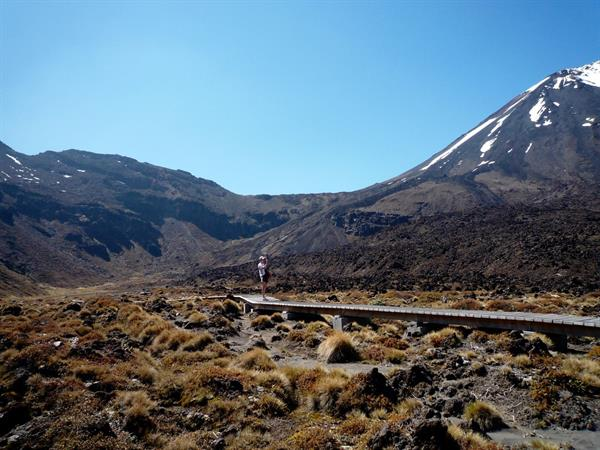 Tongariro Alpine Crossing.