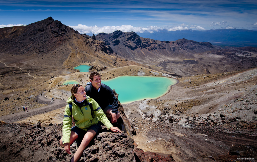 New Zealand offers a very diverse range of sightseer attractions.