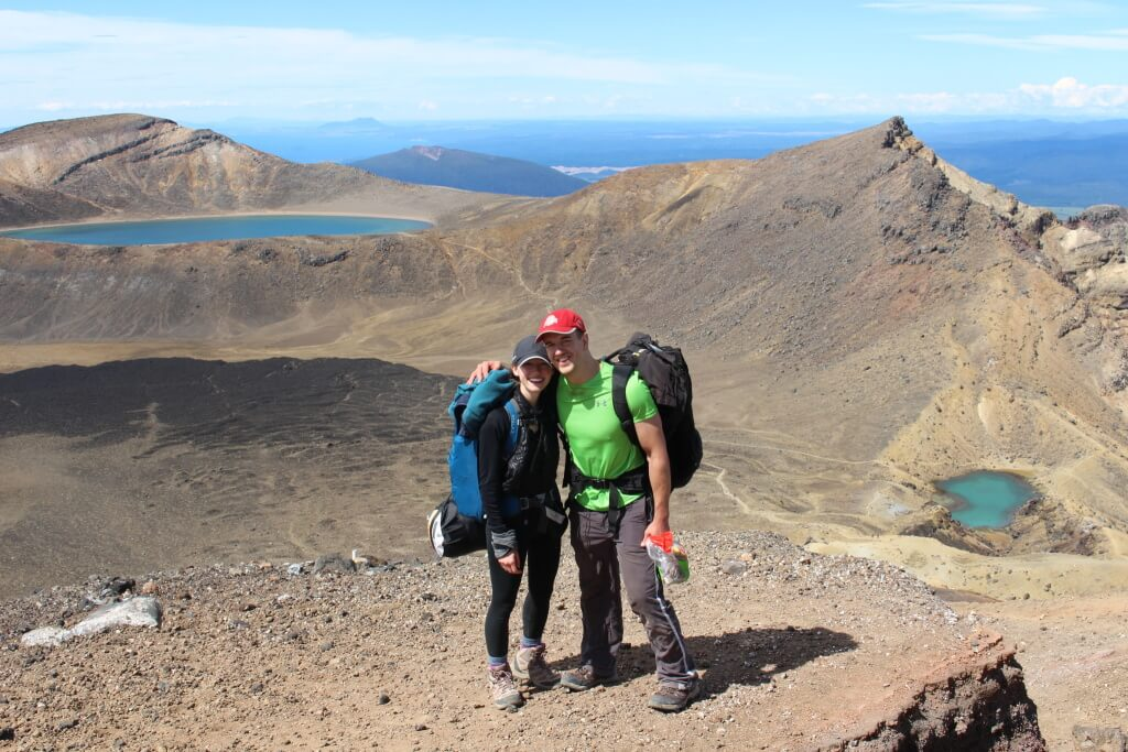 Tongariro Northern Circuit.