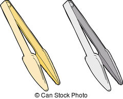 Kitchen tongs Illustrations and Clipart. 299 Kitchen tongs royalty.