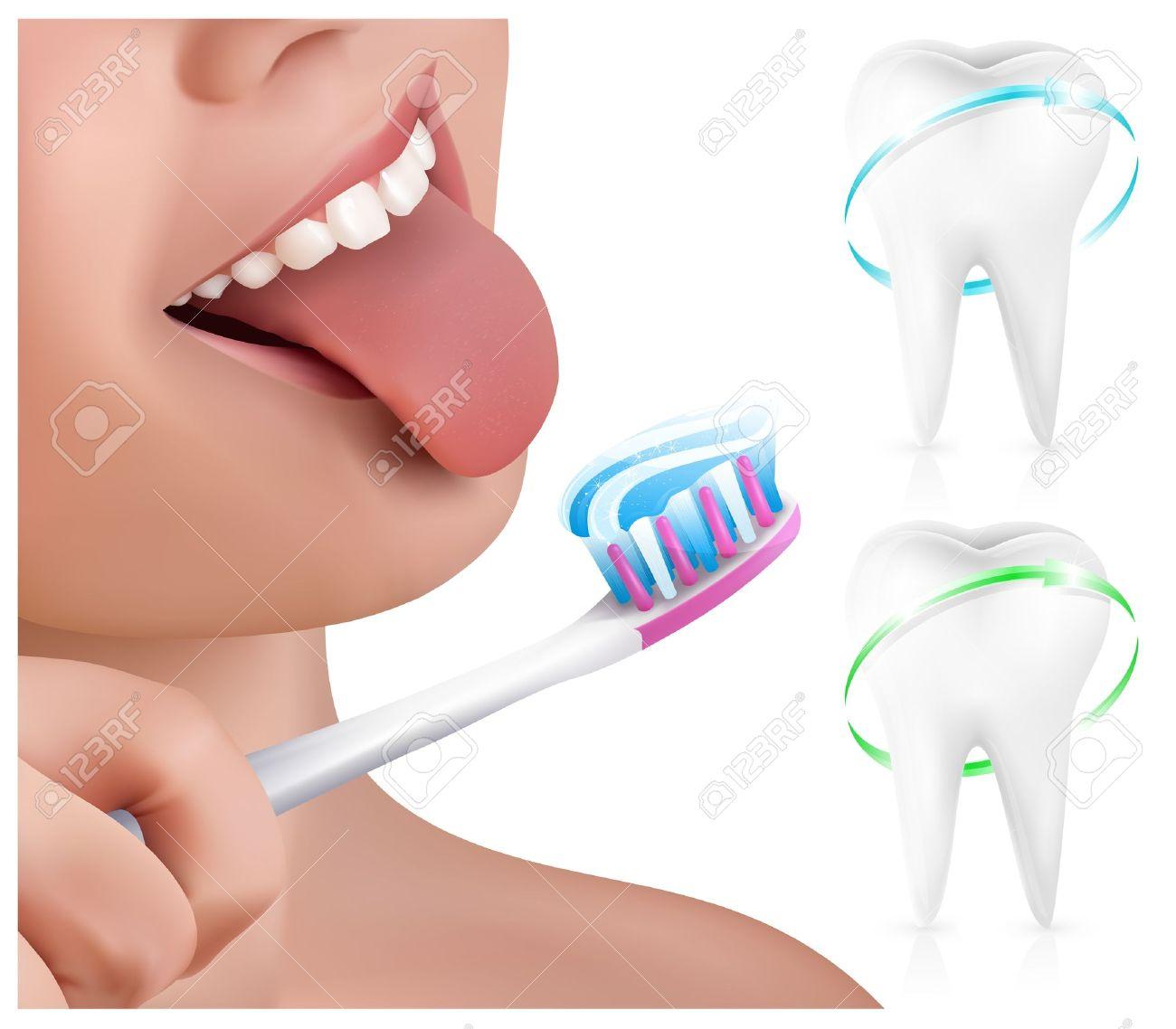Teeth clipart t kids tongue.