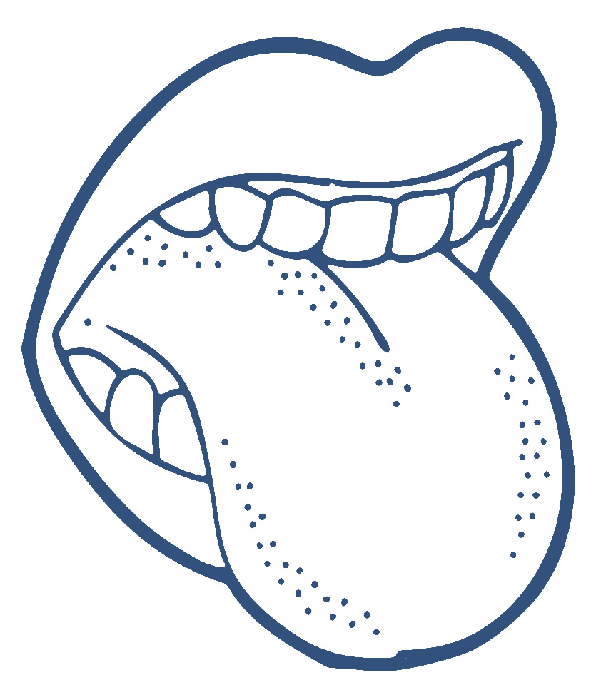 Tongue Clipart.
