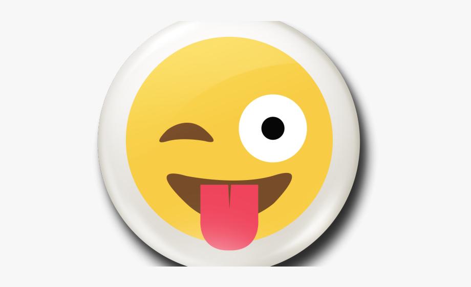 Tongue Clipart Emoji Tongue.
