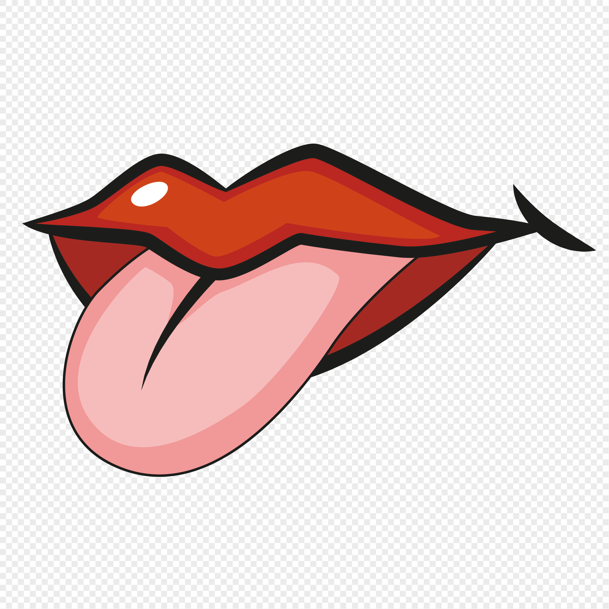 Free Png Sticking Tongue Out & Free Sticking Tongue Out.png.