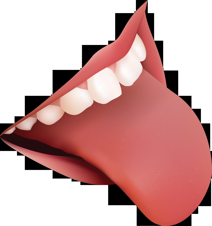 Tongue PNG Image.