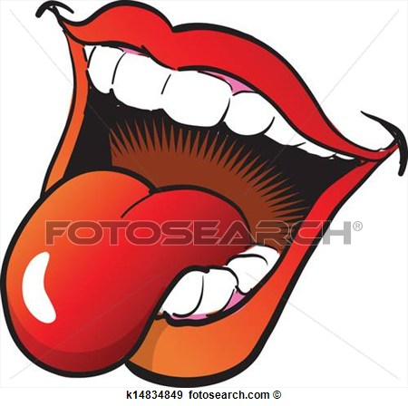 Speaking In Tongues Clipart.