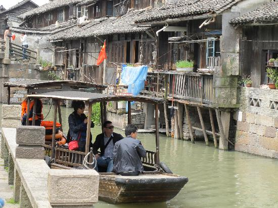 Tongxiang,Zhejiang at China Foreigners' Guide.
