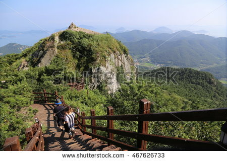 Tongyeong Stock Photos, Royalty.