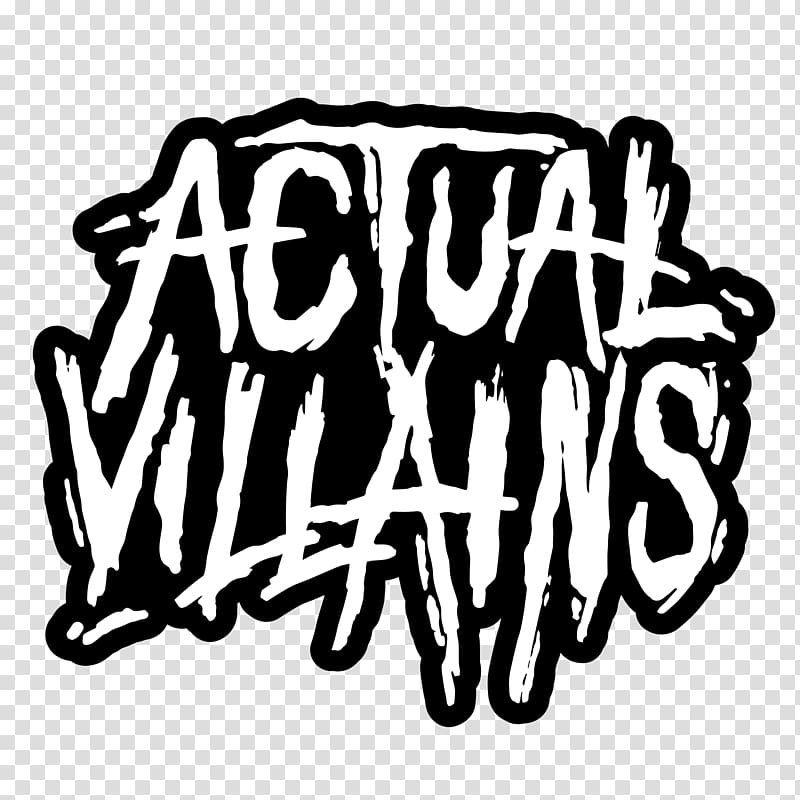 Actual Villains Stay Tonight Music video Graphic design.