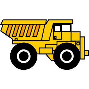 Tonka Dump Truck Clip Art.