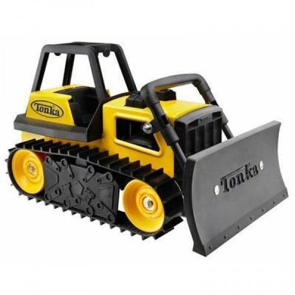 TONKA Tough Bulldozer.