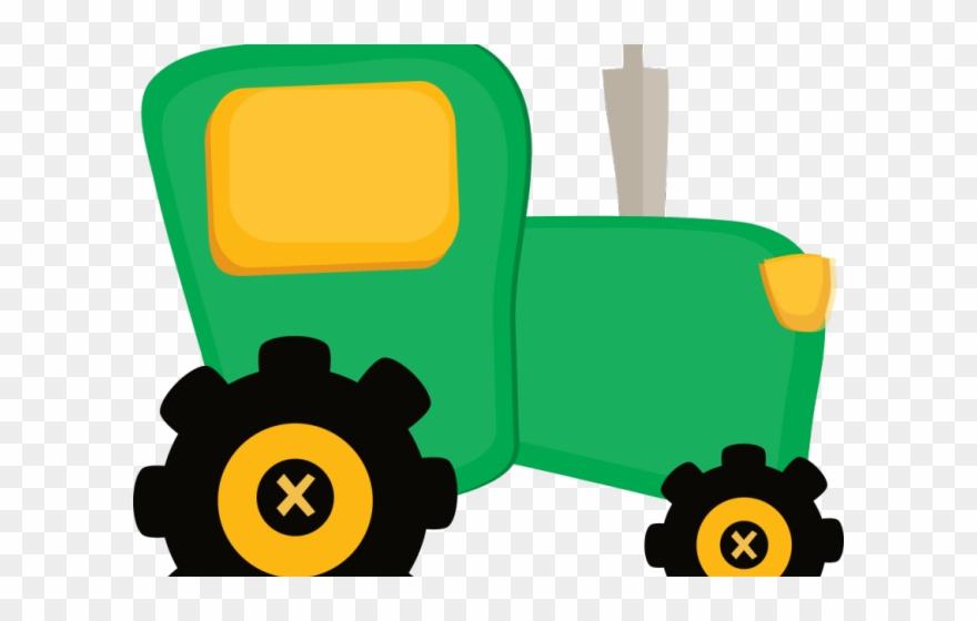 Tractor Clipart Farm Truck.