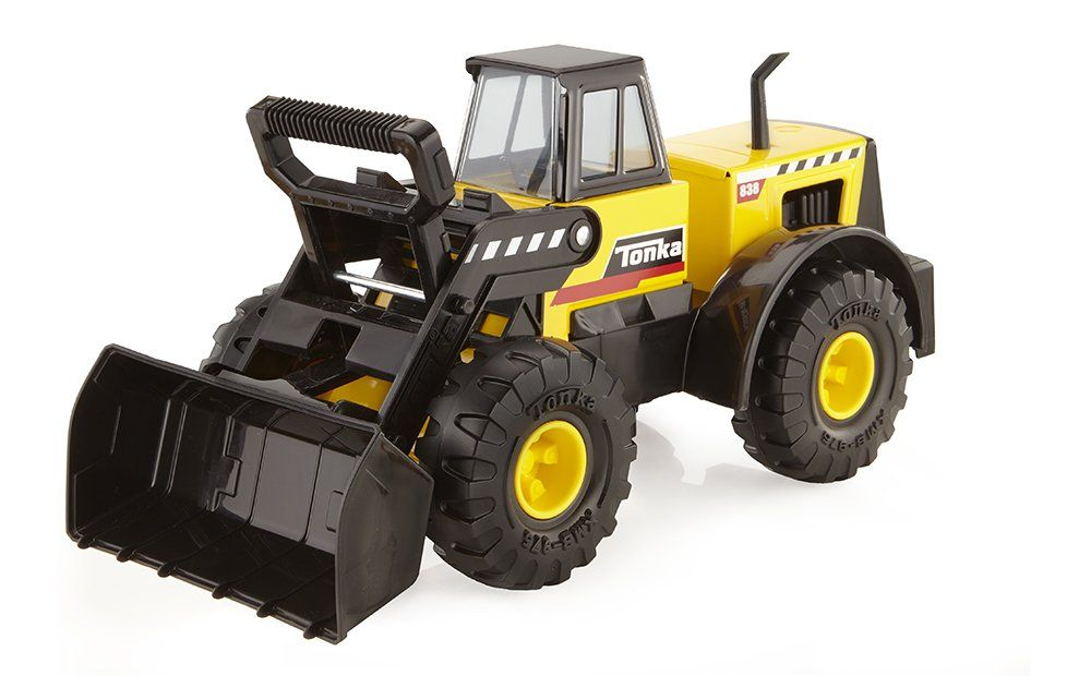 Tonka Classic Steel Front End Loader.