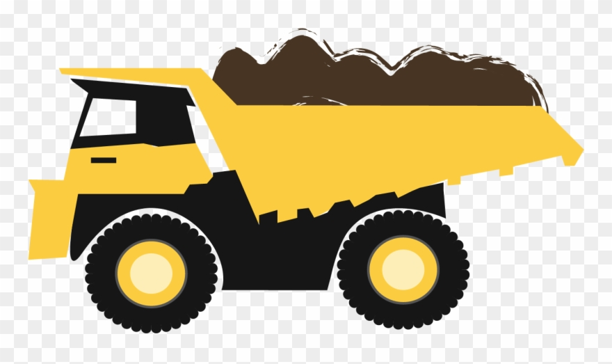 Construction Trucks Svg Files Example Image Clipart.