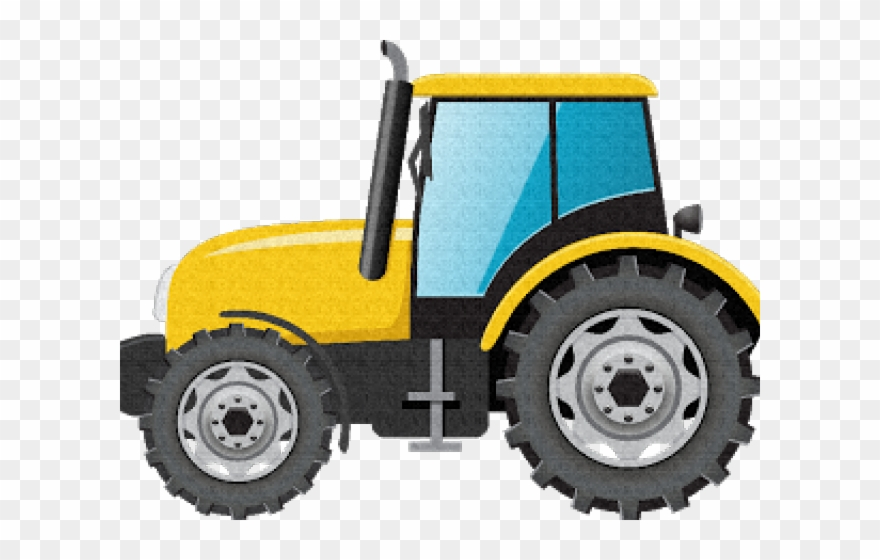 Construction Clipart Tractor.