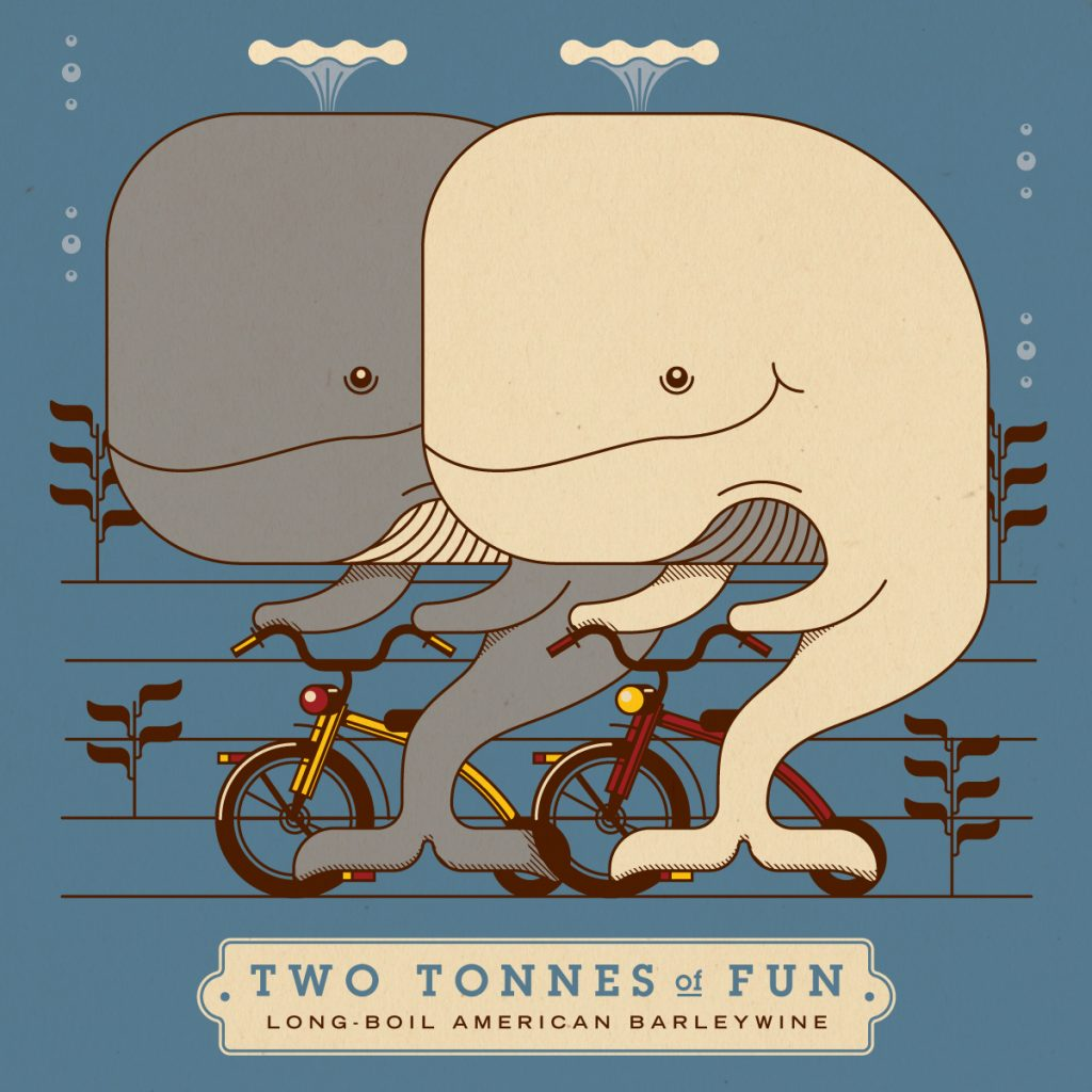 Two Tonnes of Fun.