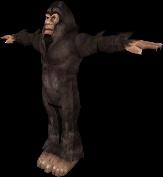 Tony Hawk Png Gorilla.