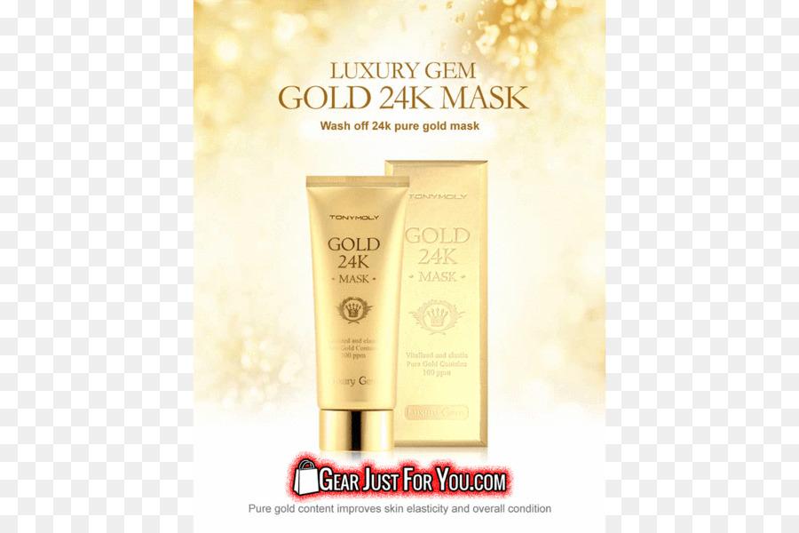 Cream Lotion Cosmetics TONYMOLY Co.,Ltd. Gold.