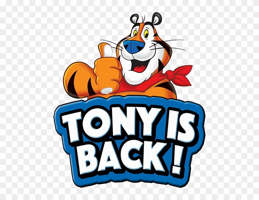 Tony The Tiger Clipart.