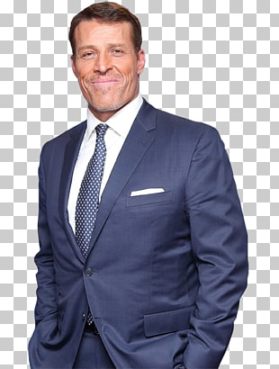 28 tony Robbins PNG cliparts for free download.
