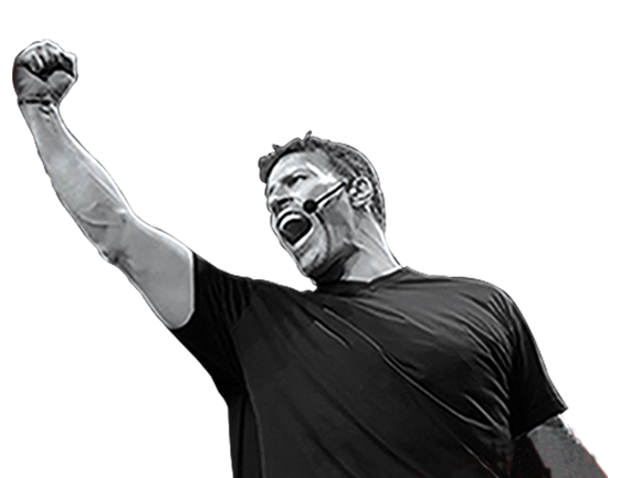ANTHONY ROBBINS\' TOTAL SUCCESS SINGAPORE.