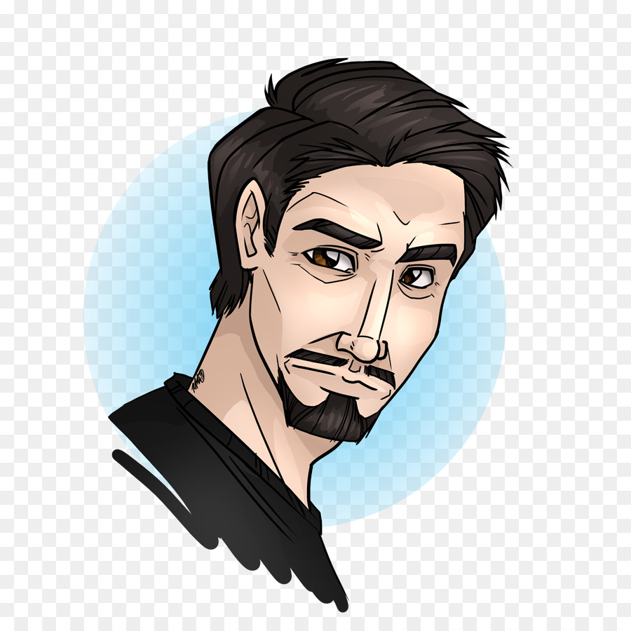 Tony stark beard clipart clipart images gallery for free.