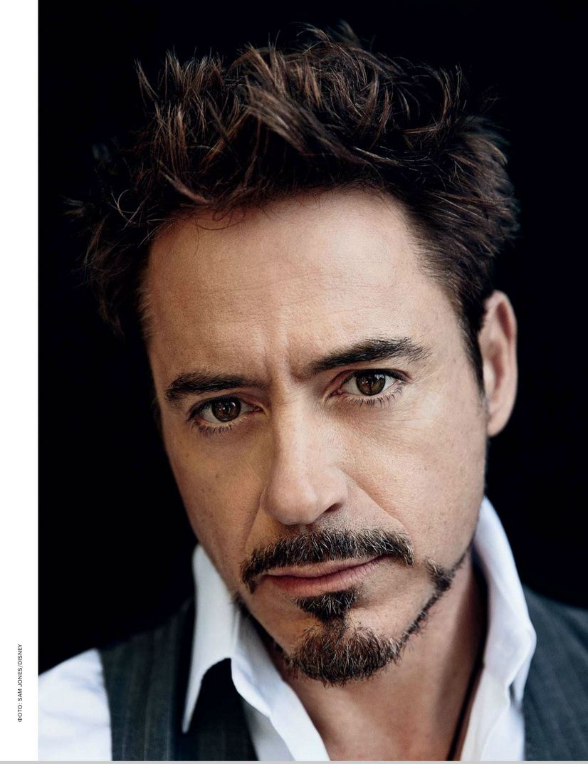 Tony Stark Beard Wallpapers.