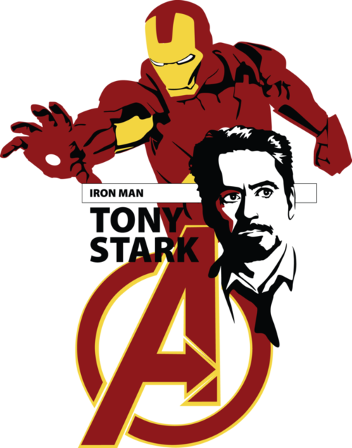 Tony Stark Tribute Page.
