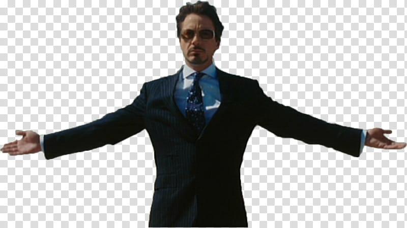 Tony Stark with open Hands Iron Man , Tony Stark with open.