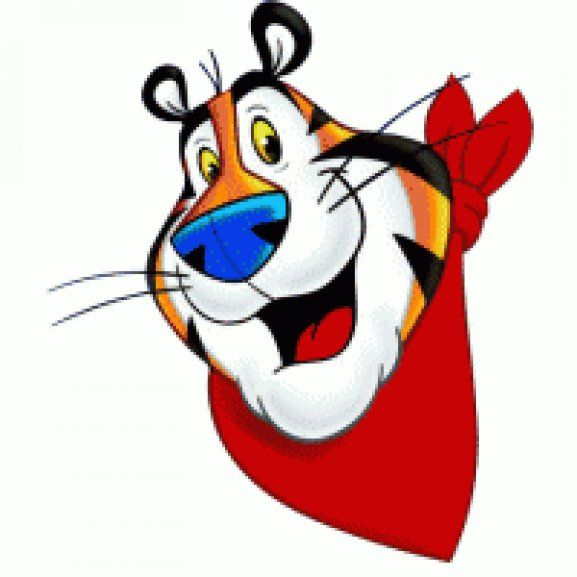 Logo of Tony The Tiger.