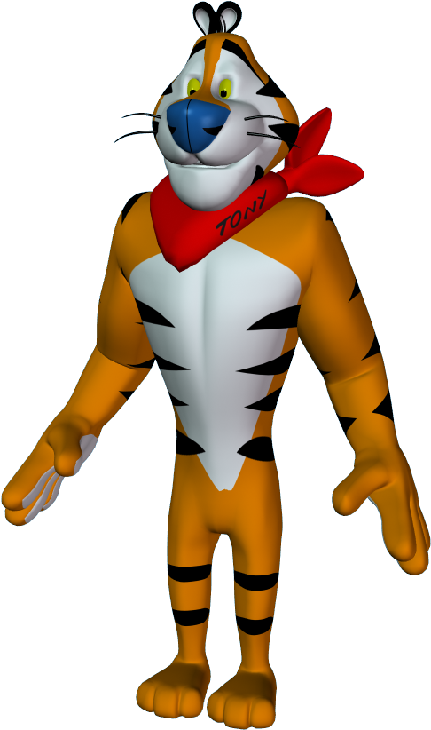 tony The Tiger\
