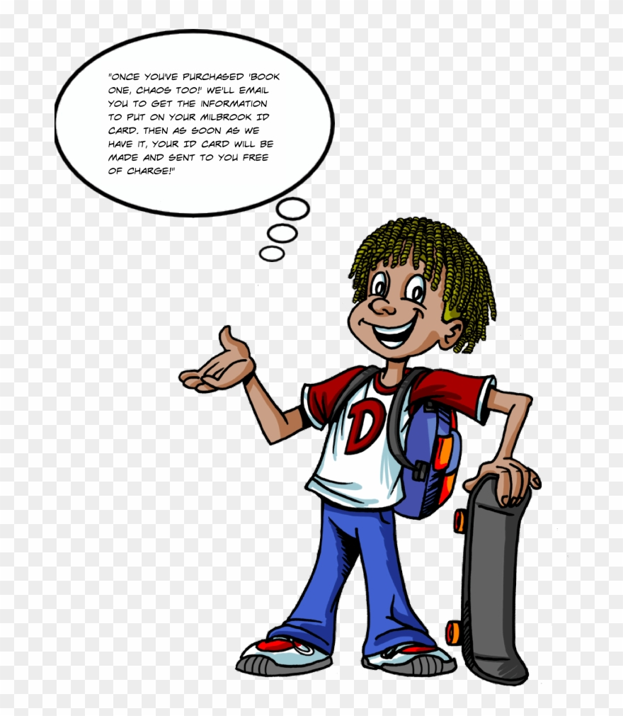Milbrook School: Book One, Chaos Too Clipart (#1745901.