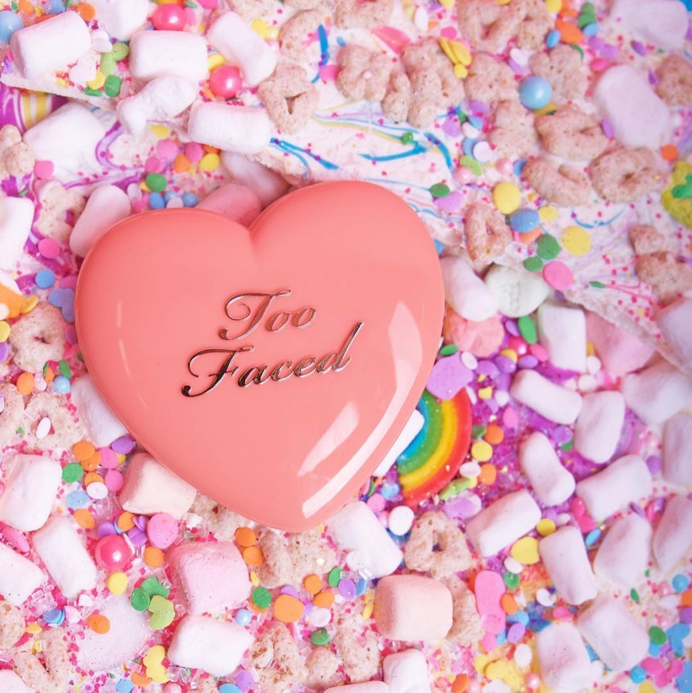 These throwback photos of Too Faced\'s original logo will.