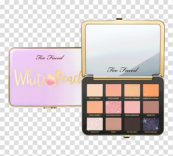 Too Faced White Chocolate Chip Eye Shadow Palette Too Faced.