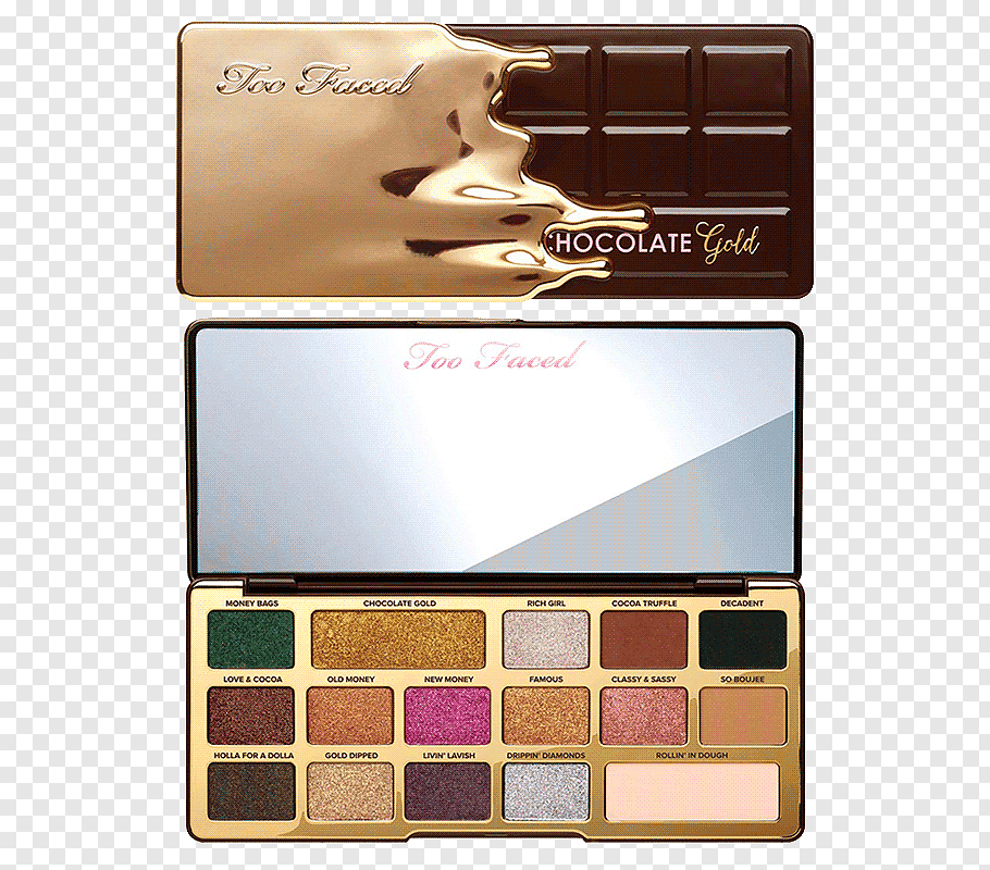 Too Faced Chocolate Gold Eye Shadow Palette Too Faced.