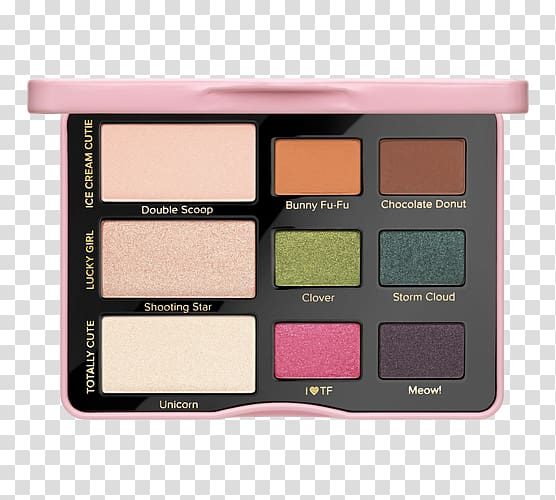 Too Faced Peanut Butter & Jelly Eye Shadow Palette Peanut.