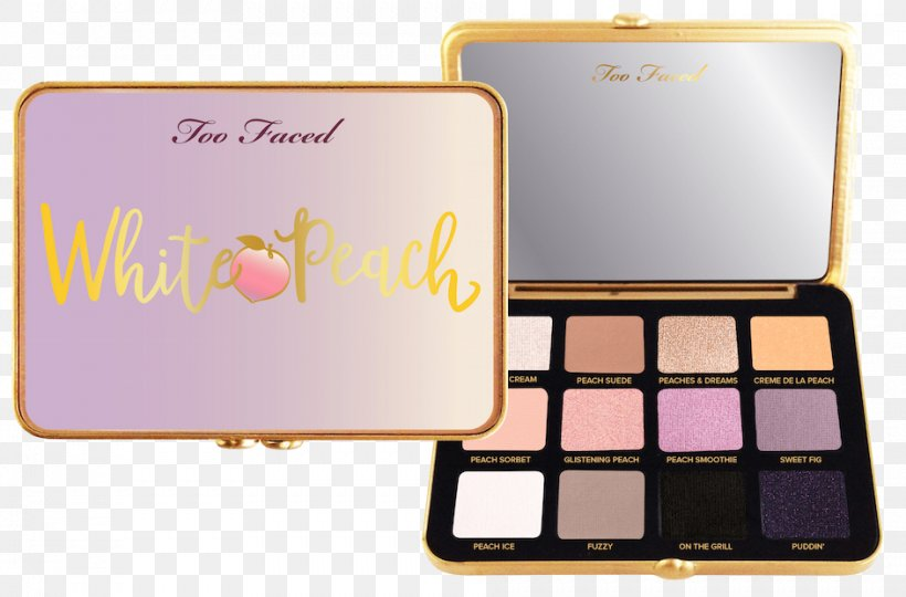 Too Faced Sweet Peach Peaches And Cream Too Faced Just.