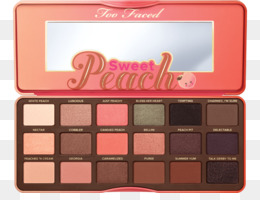 Too Faced Sweet Peach PNG and Too Faced Sweet Peach.