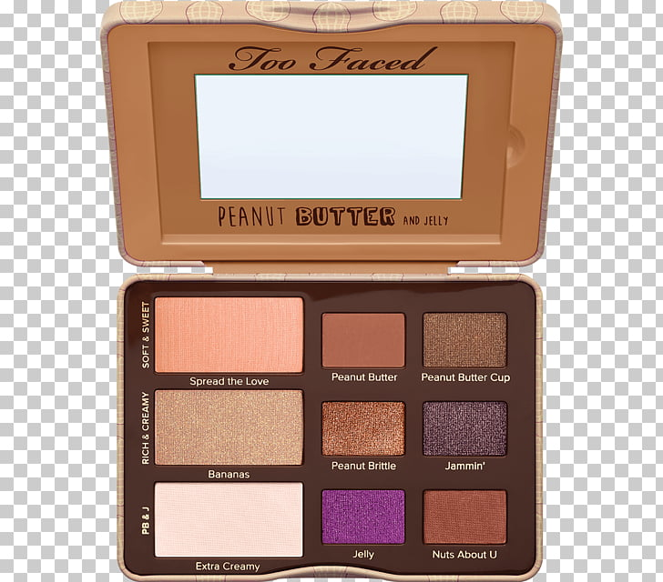 Peanut butter and jelly sandwich Peanut butter cup Too Faced.