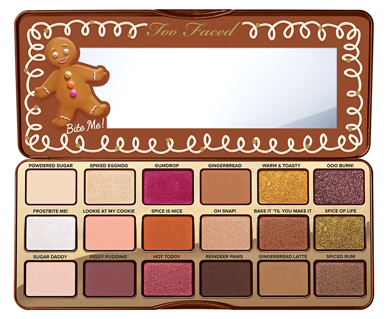 Too Faced Holiday 2018 Collection Now Available.